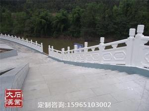河道石栏杆